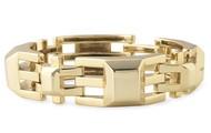 Luxor Link Bracelet-Gold