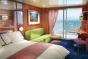 Balcony Stateroom  - $971 per person