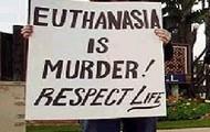 Euthanasia Is Murder