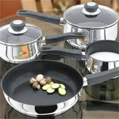 Excalibur non-stick Cookware