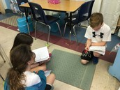 Sharing our persuasive essays!