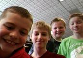 Jakob, Garratt, Andrew, Noah