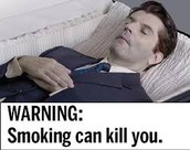 Tobacco use leads to disease and disability.