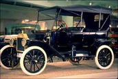 About Model T Ford