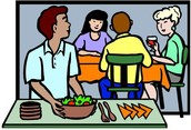 Teachers Lunch Menu