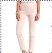 Rosa pastel Jeans $22.60