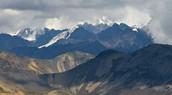 Más montañas en Bolivia