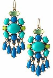Aviva Chandelier Earrings
