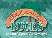 Bahama bucks sells the best shaved ice out there