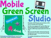 Mobile Green Screen Studio
