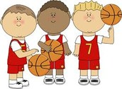 3rd & 4th Grade Boys' Basketball