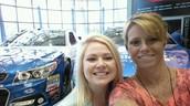 Hendrick Selfie - Great pic!