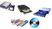 Dispositivos de almacenamiento o memorias secundarias