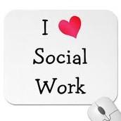 I love social work!