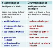 Learn About a Growth Mindset