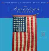 A poster of the American flag