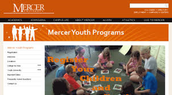 Mercer University College for Kids/Youth University