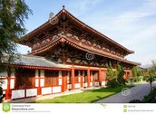 Tang Dynasty architecture