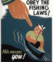 We are making new fishing laws