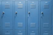 Lockers for the NEST