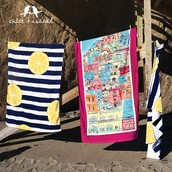 Lemoncello and Positano Beach Blanket