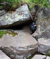 The Goblin cave the adventurers raided!