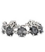 Amelie Sparkle Bracelet Silver