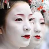Makeup of japan