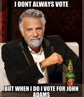 from the most interesting man in the world