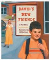 David's New Friend