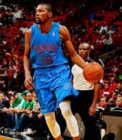 Kevin Durant ( kd )