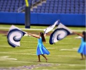 Attention 8th Grade Students!  2015 Marching Flag Line Auditions