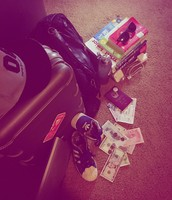Passport, Currency , Credit Card, AirPlane Ticket