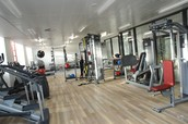 Where fitness trainers work