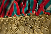 Be The Change That Gives Them The Chance To Win Medals!