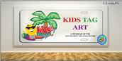 KIDS TAG ART