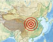 1556 Shaanxi, China Earthquake
