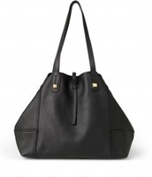Paris Market Tote - black