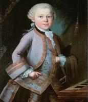 Child Mozart