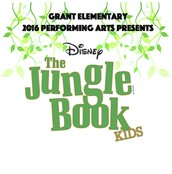 FREE Admission - 2 Showtimes - Grant Performing Arts The Jungle Book!