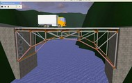 This is a 3d bridge