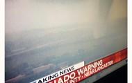 Dallas County Tornado on the News