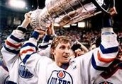 Wayne Gretzky's Vital Statistics