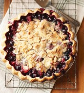 Juneberry Pie