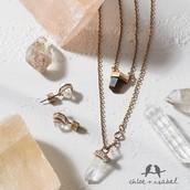 Atlas Convertible Pendant Necklace
