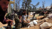Ammunition and Syrian Repels