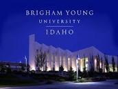 #1 Brigham Young University-Idaho