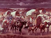 The start of Trail of Tears
