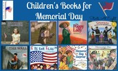 Good book recommendations to learn about Memorial Day