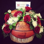 Funeral Piece for Basketball Player
